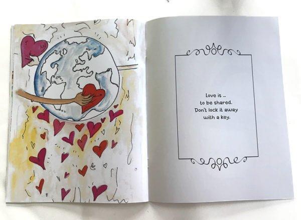 Love Is - Inside Artwork 2