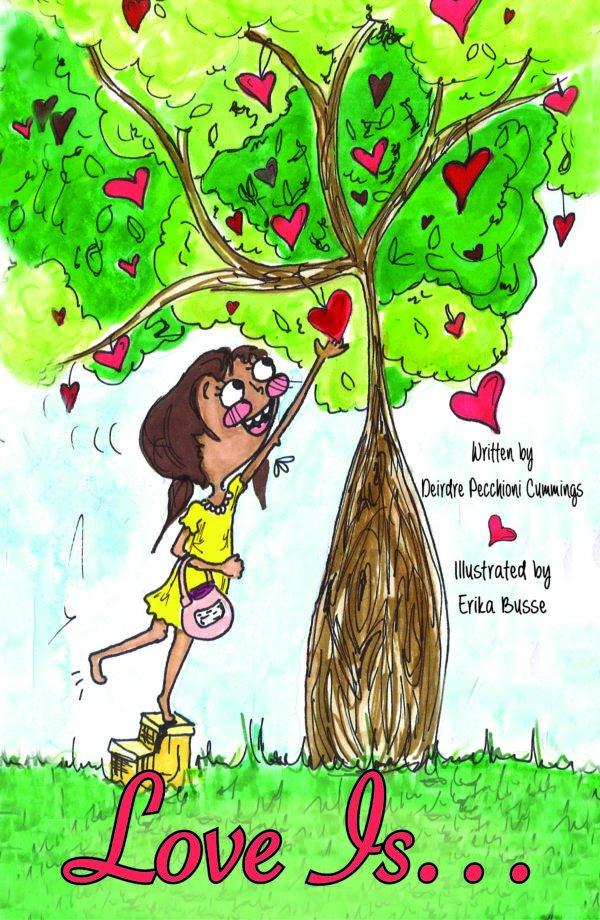 Love Is by Deedee Cummings - Cover Art