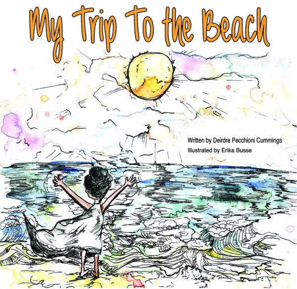 My Trip to the Beach by Deedee Cummings - Cover Art