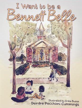 I Want To Be Bennet Belle by Deedee Cummings - Book Cover