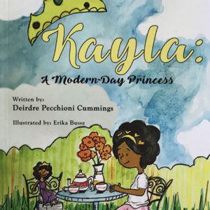 Kayla - A Modern Day Princess by Deedee Cummings - Book Cover Art